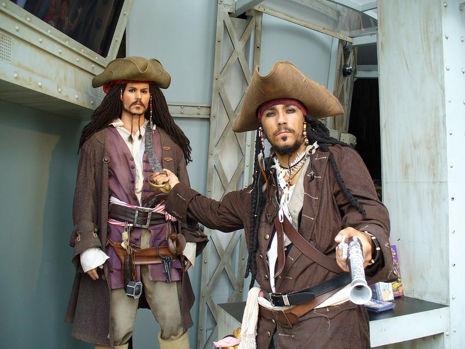 にせものの海賊