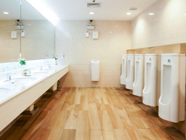 結婚式場のトイレは汚れやすい