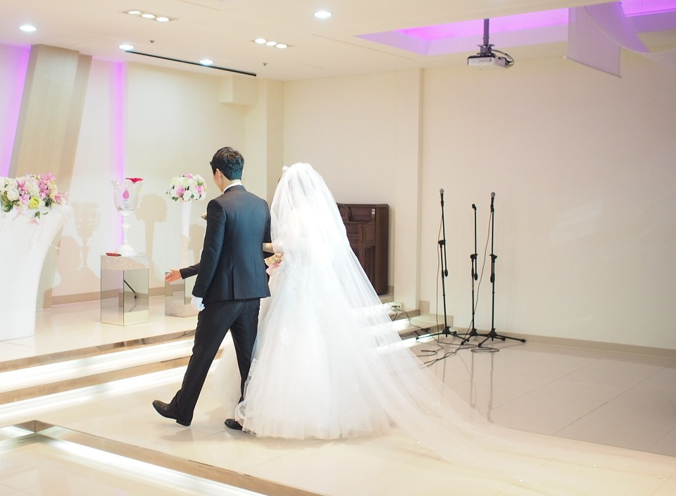 シンプルな結婚式