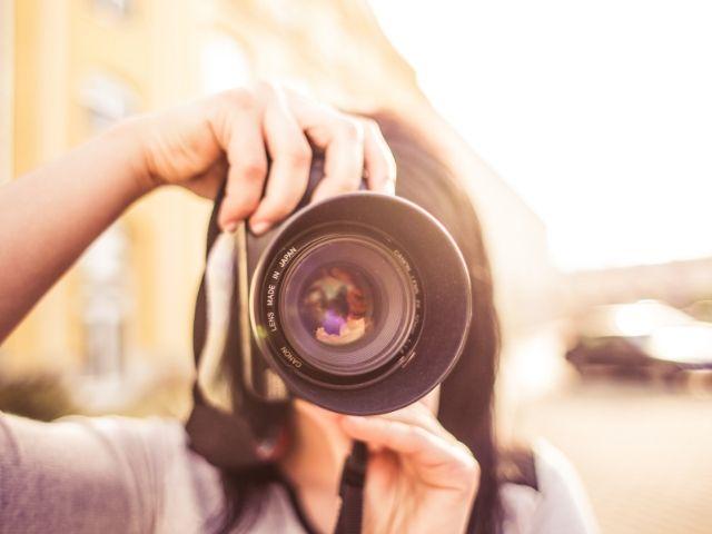 友達にカメラマンを頼む