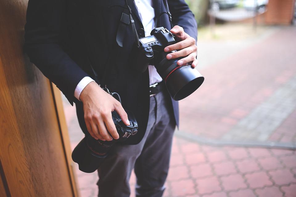 カメラマンは扱いが難しい