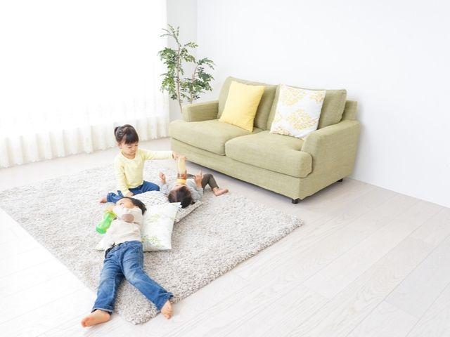 子どもを早く作るなら家具家電も大きめに